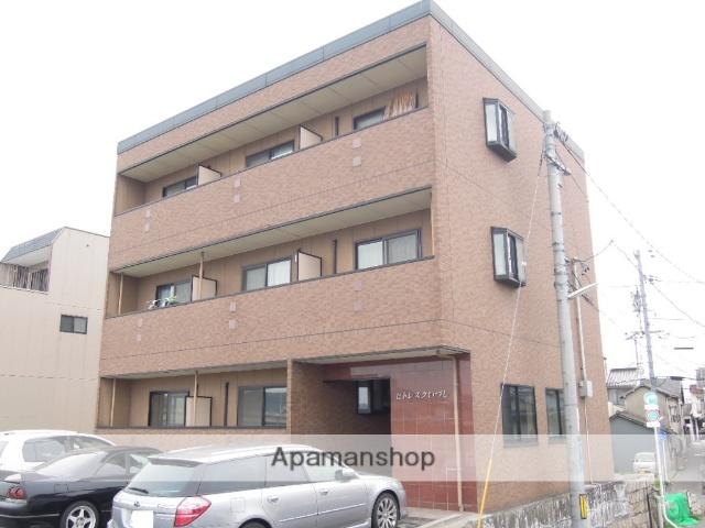 岡山県岡山市北区、岡山駅徒歩20分の築15年 3階建の賃貸マンション