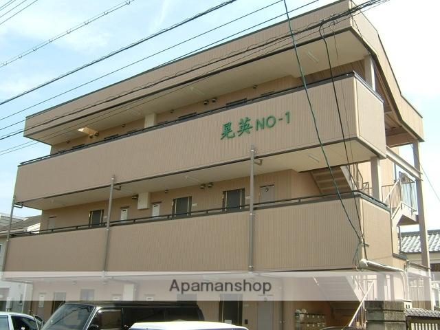 岡山県岡山市北区、大元駅徒歩20分の築13年 3階建の賃貸マンション