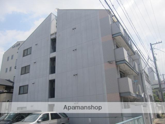 岡山県岡山市北区、岡山駅徒歩13分の築27年 4階建の賃貸マンション