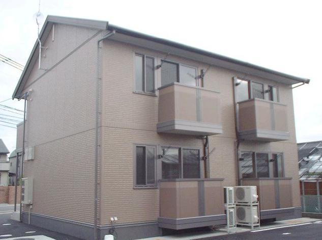 岡山県岡山市中区、高島駅徒歩18分の築13年 2階建の賃貸アパート