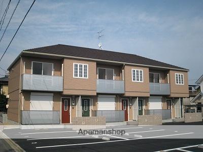 岡山県岡山市北区、備前一宮駅徒歩1分の築6年 2階建の賃貸アパート