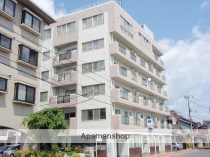 岡山県岡山市北区の築42年 6階建の賃貸マンション