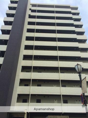岡山県岡山市北区、岡山駅徒歩24分の築9年 12階建の賃貸マンション