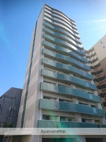 岡山県岡山市北区、岡山駅徒歩23分の築10年 15階建の賃貸マンション