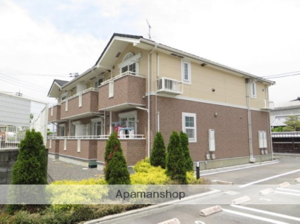 岡山県岡山市南区、大元駅徒歩29分の築9年 2階建の賃貸アパート
