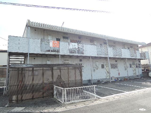 岡山県岡山市中区、東岡山駅徒歩25分の築29年 2階建の賃貸アパート