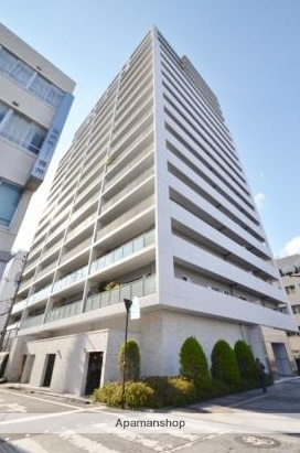 岡山県岡山市北区、岡山駅徒歩10分の築11年 18階建の賃貸マンション