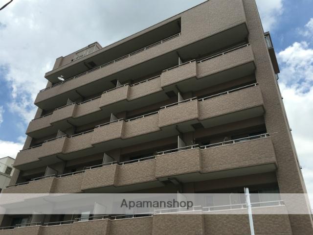 岡山県岡山市北区、岡山駅徒歩14分の築8年 7階建の賃貸マンション