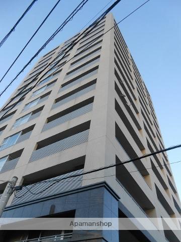 岡山県岡山市北区、新西大寺町筋駅徒歩5分の築8年 15階建の賃貸マンション