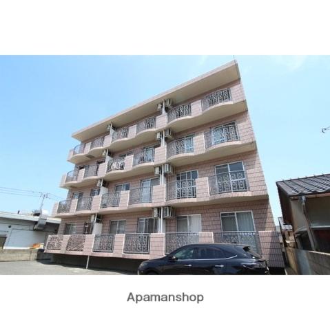 岡山県岡山市北区、大元駅徒歩17分の築18年 4階建の賃貸マンション