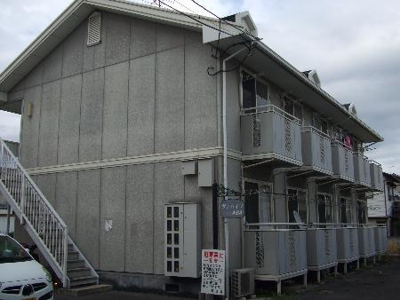 岡山県岡山市中区、高島駅徒歩13分の築24年 2階建の賃貸アパート