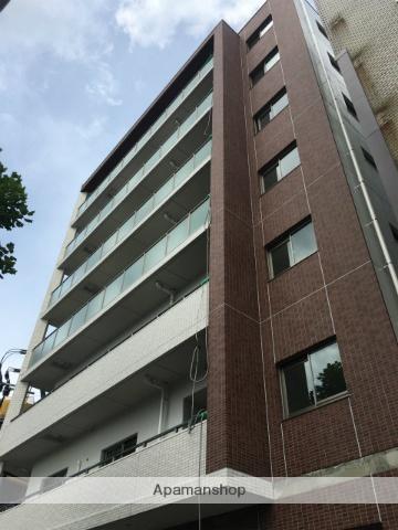 岡山県岡山市北区、岡山駅徒歩12分の新築 7階建の賃貸マンション