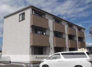 岡山県岡山市中区、高島駅徒歩20分の新築 3階建の賃貸アパート