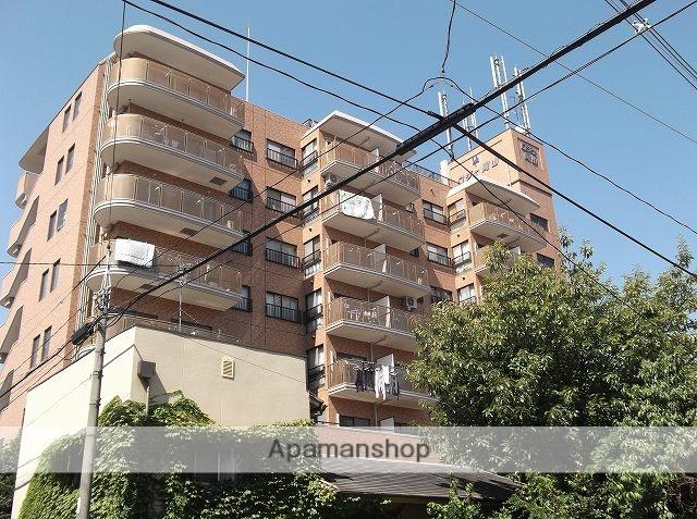 岡山県岡山市北区、岡山駅徒歩11分の築24年 8階建の賃貸マンション