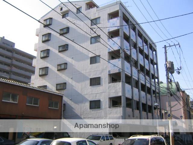 岡山県岡山市北区、岡山駅徒歩15分の築29年 7階建の賃貸マンション