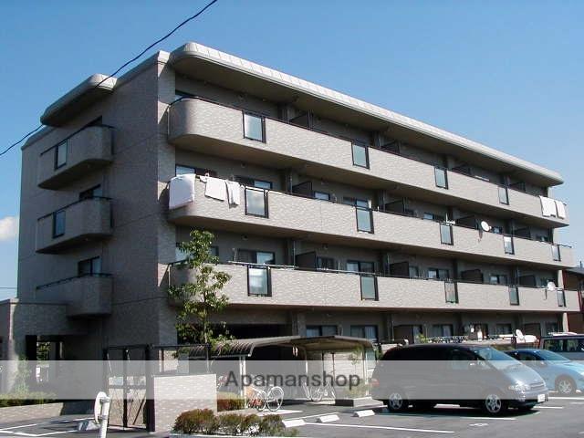 岡山県岡山市中区、西川原駅徒歩13分の築16年 4階建の賃貸マンション