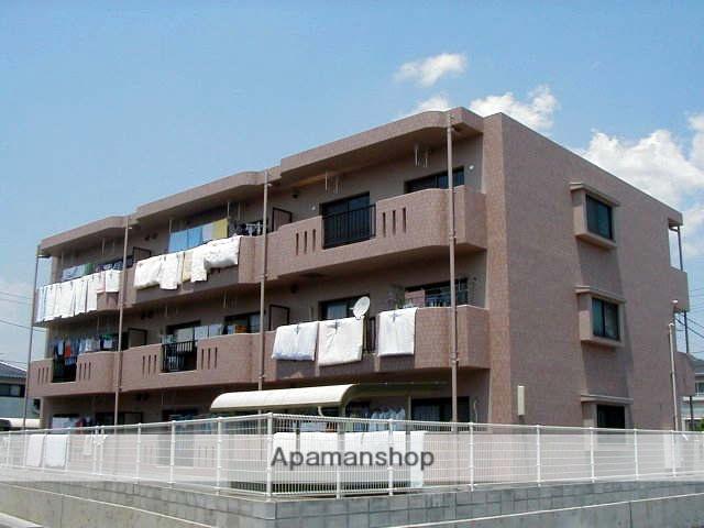 岡山県岡山市中区、東岡山駅徒歩28分の築17年 3階建の賃貸マンション