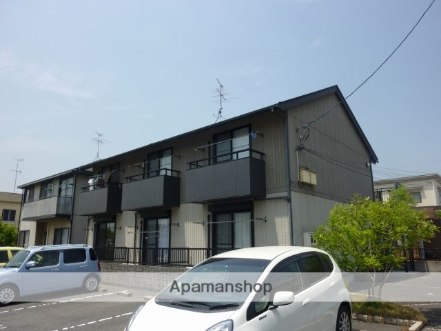 岡山県岡山市北区、北長瀬駅徒歩27分の築14年 2階建の賃貸アパート