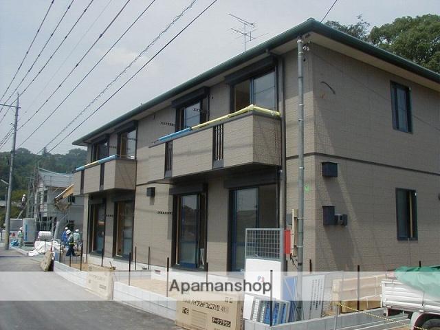 岡山県岡山市北区、備前原駅徒歩25分の築12年 2階建の賃貸アパート