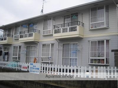 岡山県岡山市北区の築26年 2階建の賃貸アパート