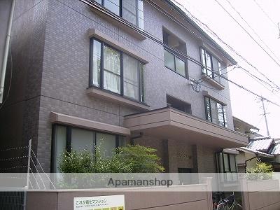 岡山県岡山市北区、岡山駅徒歩8分の築16年 3階建の賃貸マンション