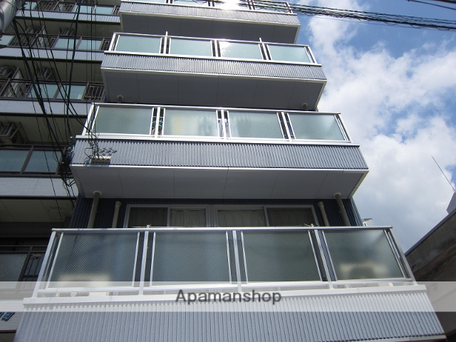 岡山県岡山市北区、西川原駅徒歩8分の築9年 5階建の賃貸マンション