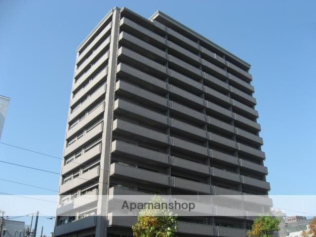 岡山県岡山市北区、岡山駅徒歩15分の築11年 14階建の賃貸マンション