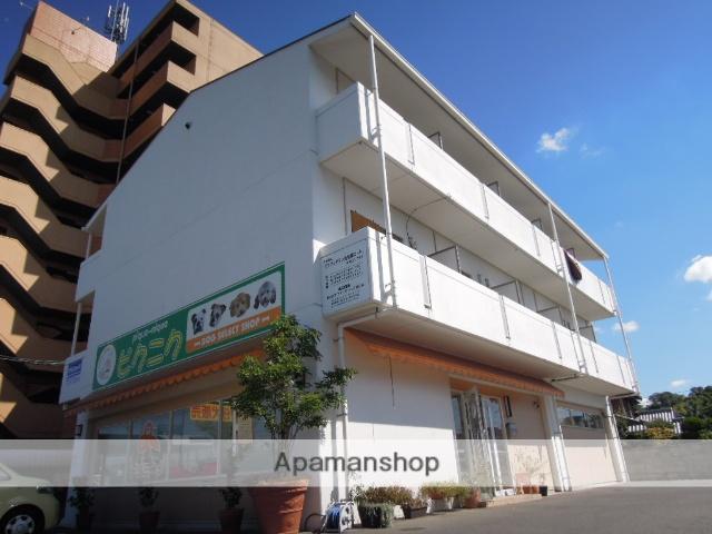 岡山県岡山市中区、小橋駅徒歩15分の築11年 3階建の賃貸マンション