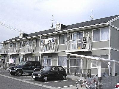岡山県岡山市北区、北長瀬駅徒歩25分の築22年 2階建の賃貸アパート
