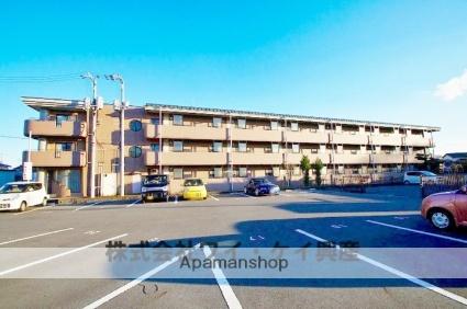 岡山県倉敷市、新倉敷駅徒歩5分の築16年 3階建の賃貸マンション