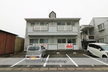 岡山県倉敷市、栄駅徒歩18分の築26年 2階建の賃貸アパート