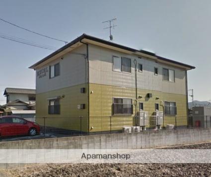 岡山県倉敷市、茶屋町駅徒歩8分の築16年 2階建の賃貸アパート