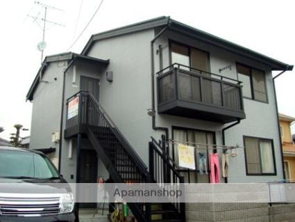 岡山県浅口市の築16年 2階建の賃貸アパート