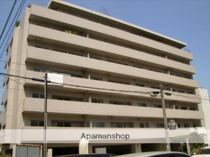 岡山県岡山市北区、岡山駅徒歩11分の築25年 7階建の賃貸マンション