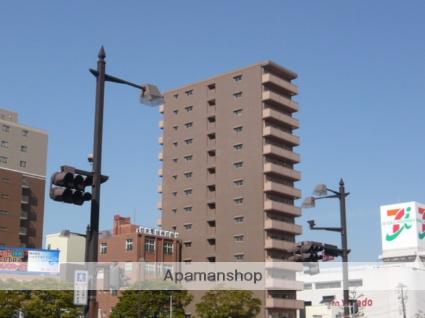 岡山県岡山市北区、岡山駅徒歩15分の築8年 15階建の賃貸マンション