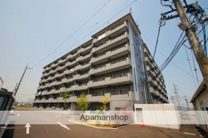 岡山県倉敷市、倉敷駅徒歩15分の築39年 7階建の賃貸マンション
