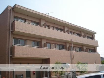 岡山県岡山市北区、岡山駅徒歩17分の築9年 3階建の賃貸マンション