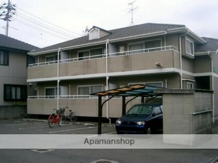 岡山県倉敷市、西富井駅徒歩30分の築23年 2階建の賃貸アパート