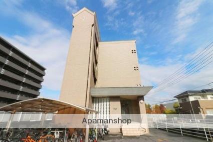 岡山県倉敷市、中庄駅徒歩54分の築18年 4階建の賃貸マンション