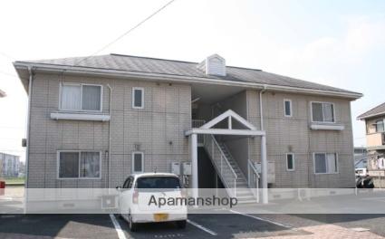 岡山県倉敷市、茶屋町駅徒歩4分の築27年 2階建の賃貸アパート