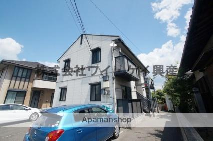 岡山県倉敷市、栄駅徒歩26分の築18年 2階建の賃貸アパート