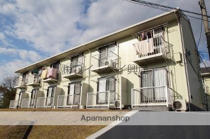 岡山県倉敷市、茶屋町駅徒歩20分の築24年 2階建の賃貸アパート
