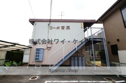 岡山県倉敷市、西阿知駅徒歩23分の築34年 2階建の賃貸アパート