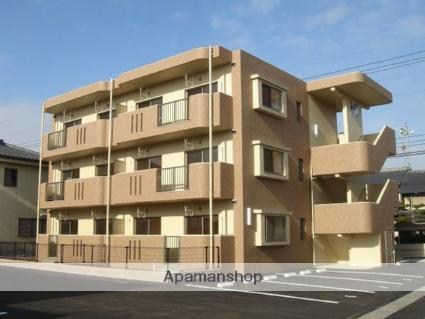 岡山県倉敷市、清音駅徒歩17分の築5年 3階建の賃貸マンション