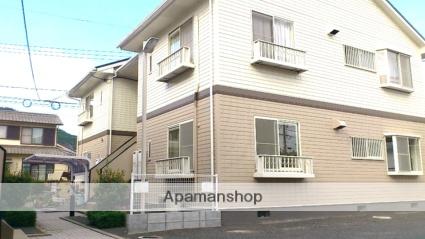 岡山県浅口郡里庄町、里庄駅徒歩10分の築25年 2階建の賃貸アパート