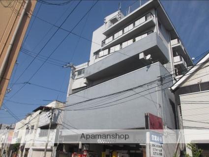 岡山県倉敷市、倉敷駅徒歩7分の築50年 6階建の賃貸マンション