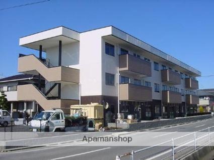 岡山県岡山市北区、北長瀬駅徒歩20分の築9年 3階建の賃貸マンション
