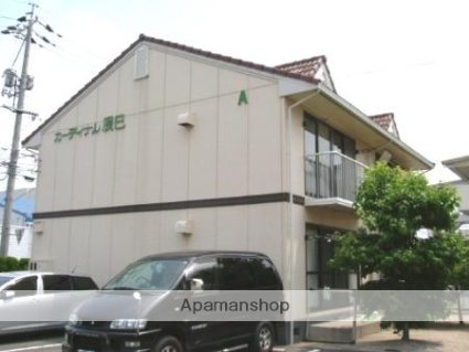 岡山県岡山市北区、北長瀬駅徒歩25分の築27年 2階建の賃貸アパート
