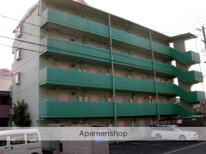 岡山県倉敷市、倉敷駅徒歩12分の築26年 5階建の賃貸マンション
