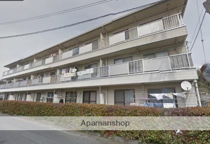 岡山県倉敷市、倉敷駅バス20分笹無山下車後徒歩10分の築23年 3階建の賃貸アパート